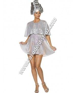 Disfraz de Grease-Curler para Carnaval #DisfracesOriginales #Disfraces http://casadeldisfraz.com/