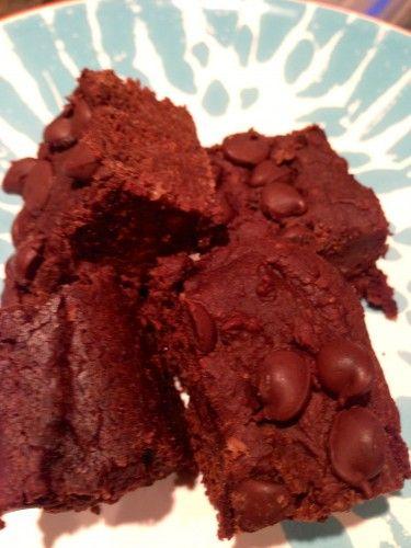 Gluten-Free Protein Rich Brownies