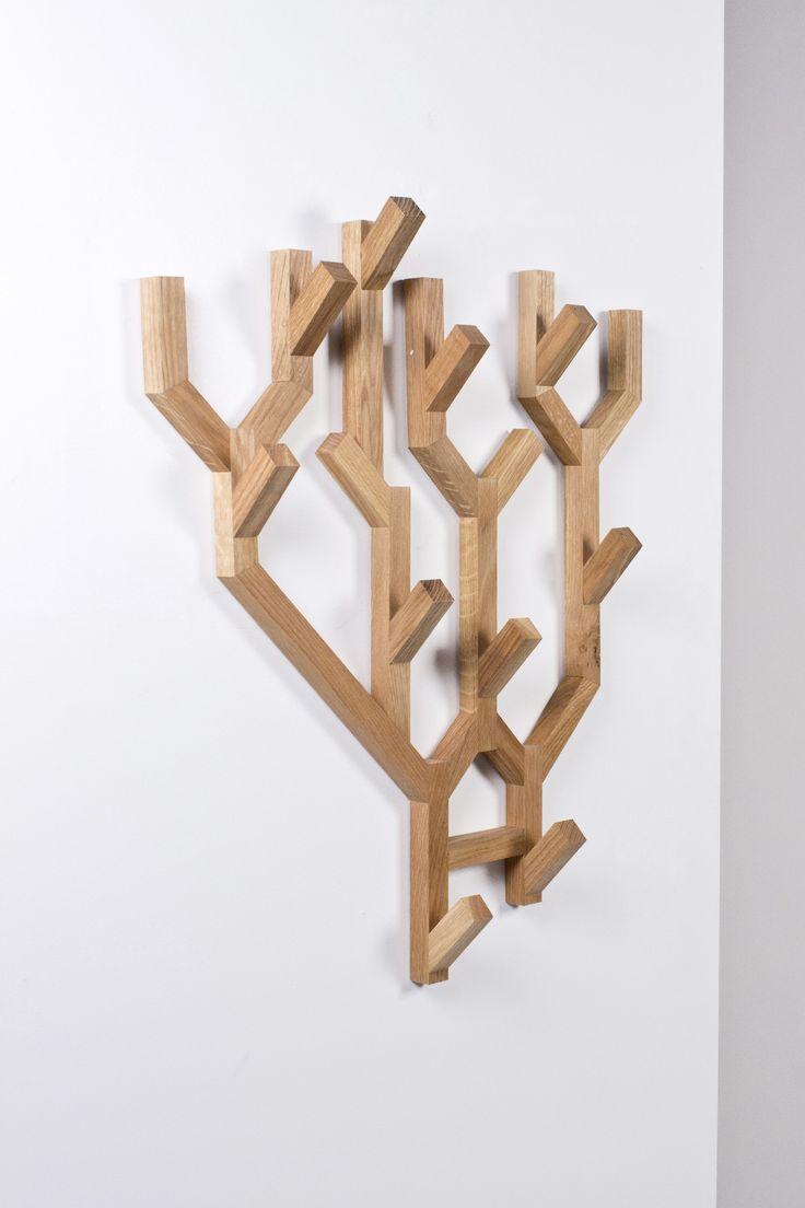 wall tree coat rack - ComingB