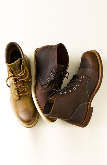 25  best ideas about Red wing chukka boots on Pinterest | Red wing ...