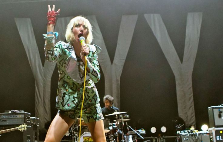 #Media #Oligarchs #Banks vs #union #occupy #BLM #SDF #Humanity  Yeah Yeah Yeahs announce first live show in four years  http://www.nme.com/news/music/yeah-yeah-yeahs-first-live-show-four-years-2090707  The show will mark the trio's first proper return to the stage since November 2013   The trio last performed properly together in November 2013, closing out their world tour in support of their fourth album 'Mosquito' in Rio de Janeiro, Brazil. The band briefly reunited last year for a covers…