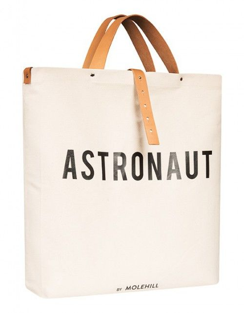 Torba ASTRONAUT Canvas Bag | Molehill | SHOWROOM