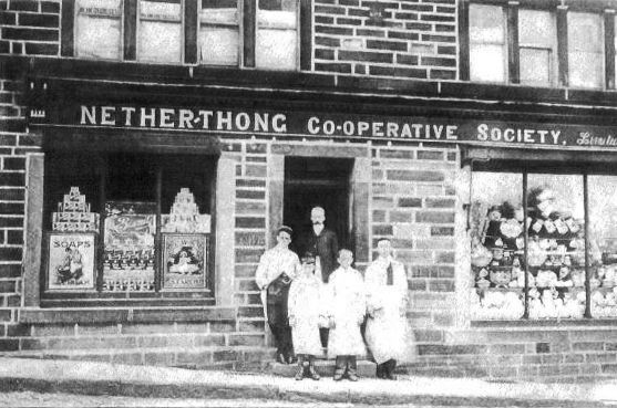 The Netherthong Co-op.