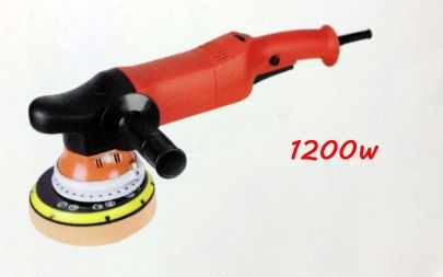 135.90$  Buy now - http://alivm4.worldwells.pw/go.php?t=32565382905 - 21mm big throw random orbital dual action  polisher for detailing car  1200w 110v 220v 6 speed variable CE passed