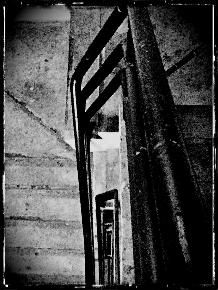 Day 12: Stairs  #photoadayApril