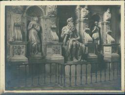 Italie, Roma, San Pietro in Vincoli, 1905 Vintage silver print.   Tirage…