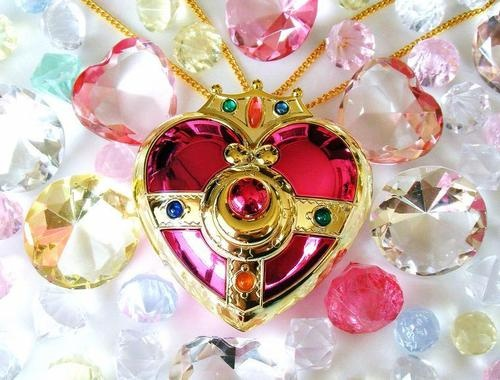Sailor Moon toy compact