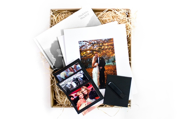 Standard Preview pack when booking with a Wedding Bird Photographer.