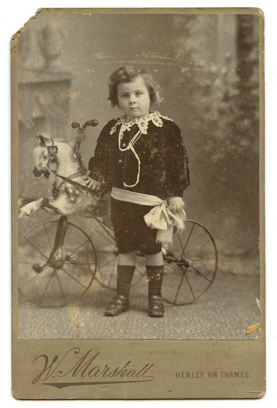 161 Best Vintage Horse Tricycles Images On Pinterest