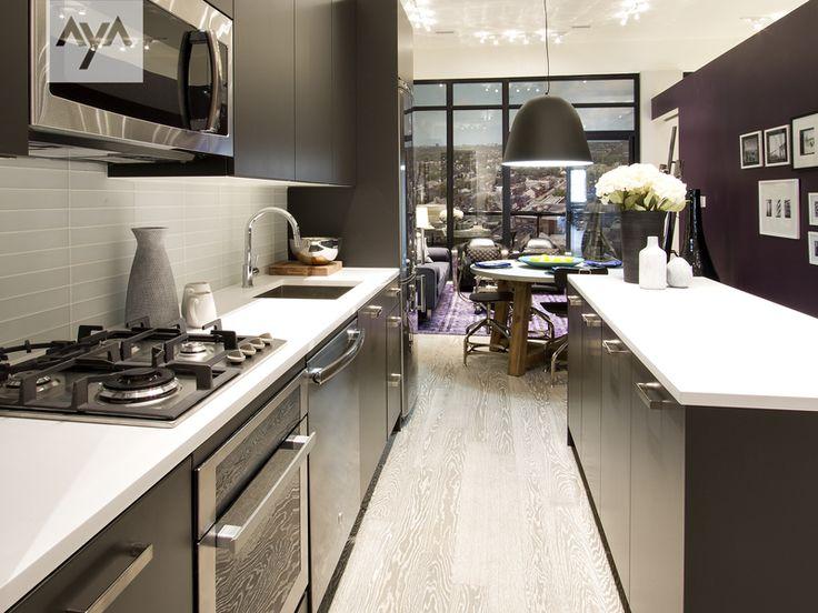 Captivating AyA Kitchens | Canadian Kitchen And Bath Cabinetry Manufacturer | Kitchen  Design Professionals   Manhattan Anthracite