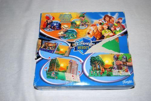Famosa-Disney-Heroes-Robin-Hood-Figures-Playset-Set
