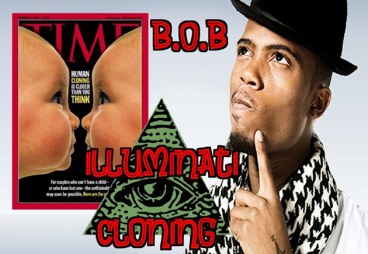 B.O.B Illuminati Cloning of Celebrities Exposed !!! Eminem? Jay Z? ... ???