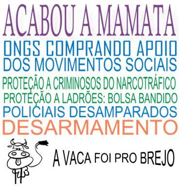 O país tem 350 mil ONGs e todas elas se empanturram com dinheiro público Alguém aí tem ideia de quantas Organizações Não Governamentais, também conhecidas por ONGs, existem no Brasil? Há quem fale …
