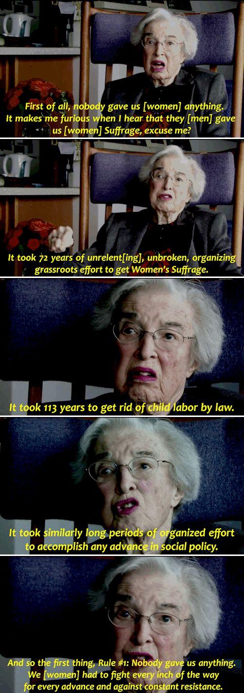 Women's Grants