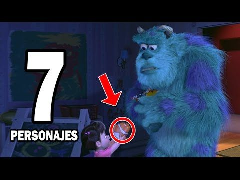 7 Personajes de Disney Ocultos en Otras Películas - YouTube