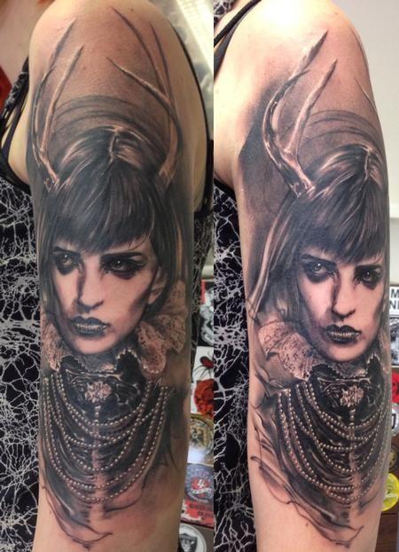 Tattoos - untitled - 76705 JP Wikman
