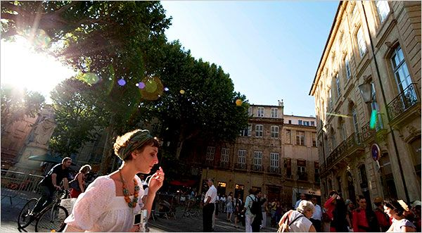 Thanks, NYT, for writing a feature on spending 36 hrs in Aix-en-Provence, my FAVORITE PLACE!