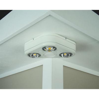 Trending In The Aisles: Revolve 270 Degree Outdoor Motion Activated LED  Security Flood Light |