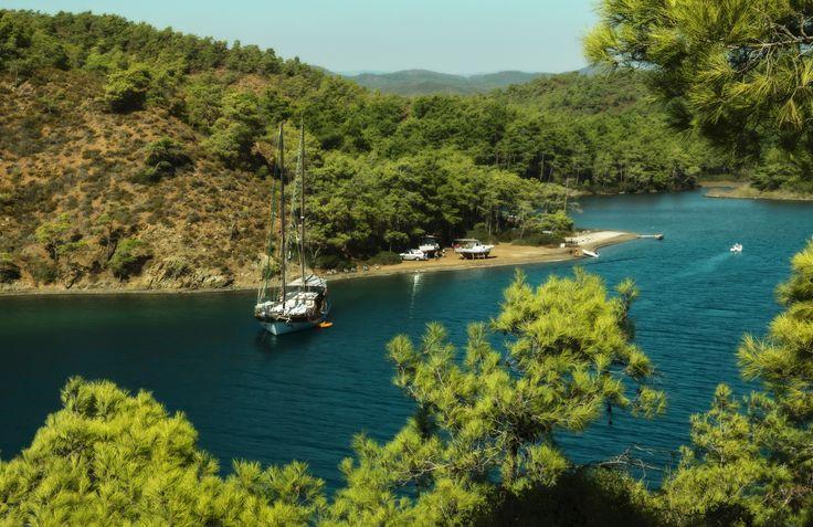 Turkey/Marmaris/Amazon by guneslive on 500px