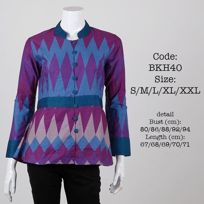 Blus Batik motif Rangrang RP 145,000