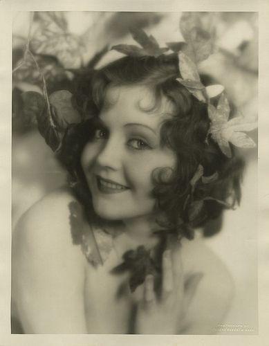 Portraits of Nancy Carroll by Eugene Robert Richee.