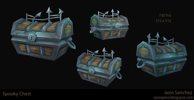What Are You Working On? 2013 Edition - Page 411 - Polycount Forum