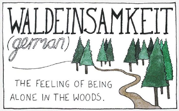 11 Untranslatable Words From Other Cultures | Bored Panda