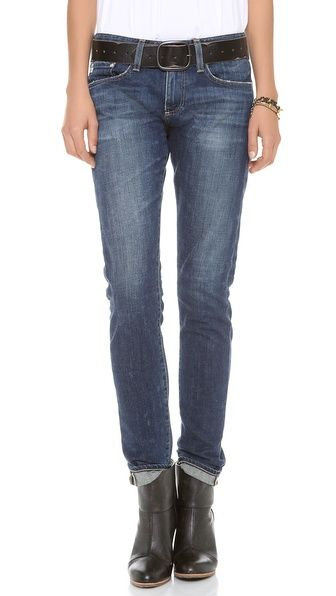 AG Adriano Goldschmied The Nikki Relaxed Skinny Jeans......have these....my current favourite jeans.