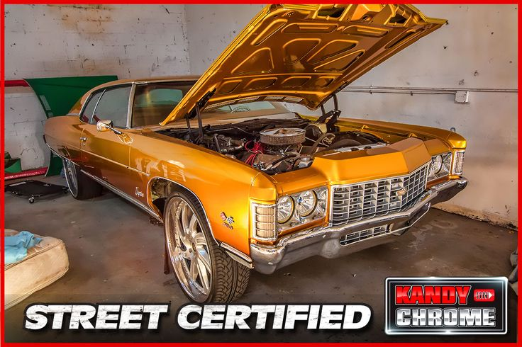 1971 Hardtop Caprice Pagan Gold Kandy (With images) Old