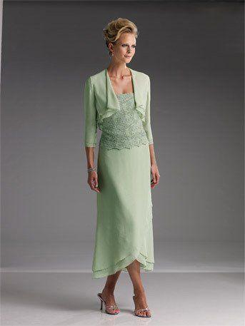 Mother of the Bride Dresses Tea