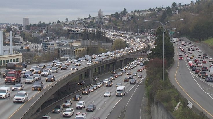 This reddit is the Seattle traffic some folk are raving about today.