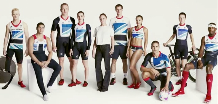 Stella McCartney: At London 2012 Team GB and ParalympicsGB will compete in the first home Games for over 60 years