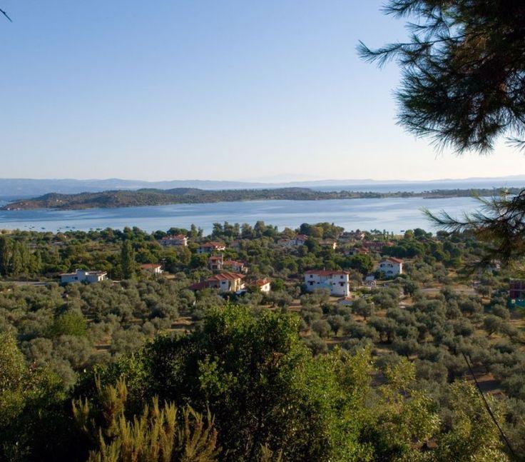View of #Vourvourou #Halkidiki
