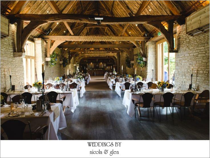 The Tythe Barn Oxfordshire Wedding Nicky Ben
