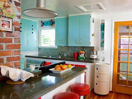 17 mejores imágenes sobre teal and red kitchen en pinterest ...