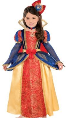 Toddler Girls Snow White Costume Supreme | Party City