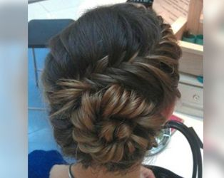 """This was described as the """"Inception"""" braid...a braid within a dream within a braid. I couldn't agree more :)"""
