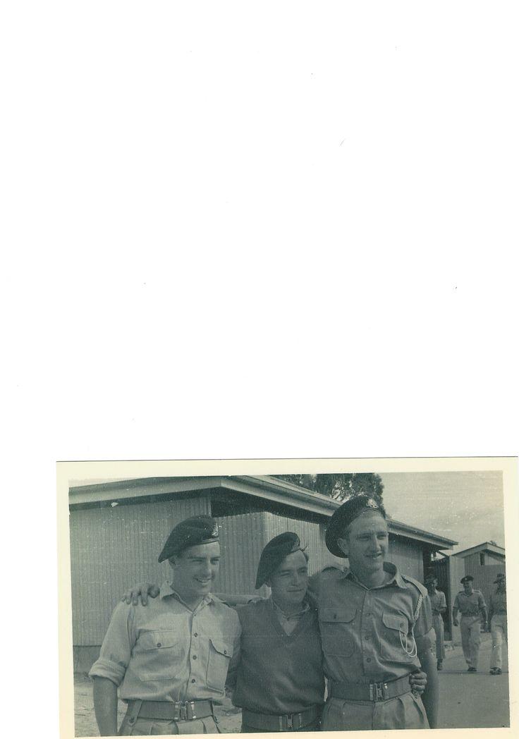 Brian John Johnson (far right)