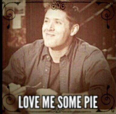 Love me some pie