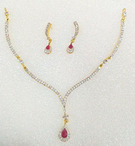 Ddivaa Elegant Indian Bollywood Pink Stone Gold Plated We... https://www.amazon.ca/dp/B07176GR77/ref=cm_sw_r_pi_dp_x_4SunzbS4SGBNW
