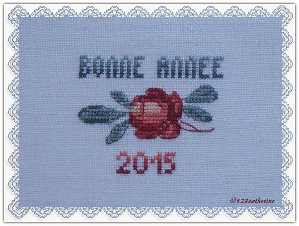 Bonne année 2015 | 1, 2, 3 … Catherine ! grille pdf