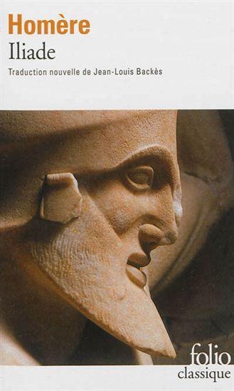 Pâris a enlevé Hélène, la femme de Ménélas. Les Grecs réunis font le siège de Troie depuis neuf ans. C'est là que débute l'épopée d'Homère, vingt-quatre chants centrés sur la colère d'Achille dont la compagne, l'esclave Briséis, a été enlevée par Agamemnon. Nouvelle traduction en vers libres.
