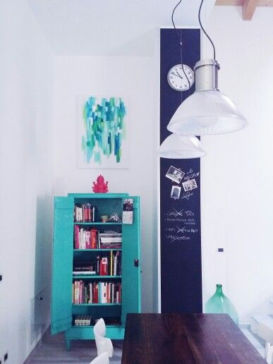 My painting on the wall!!