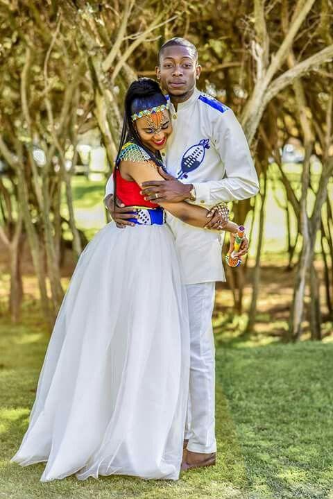 Pastor Mzi's wedding