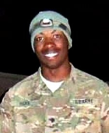 Army Spc. Darrion T. Hicks, 21, of Raleigh, North Carolina. Died July 19, 2012, serving during Operation Enduring Freedom. Assigned to 54th Engineer Battalion, 18th Engineer Brigade, 21st Theater Sustainment Command, Bamberg, Germany. Died in Ghazni Province, Afghanistan, from injuries sustained from an enemy improvised explosive device.