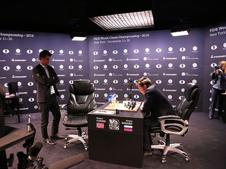 Карякин, Карлсен, Манхэттен: шахматный суперматч изнутри - Американский пирог - Блоги - Sports.ru