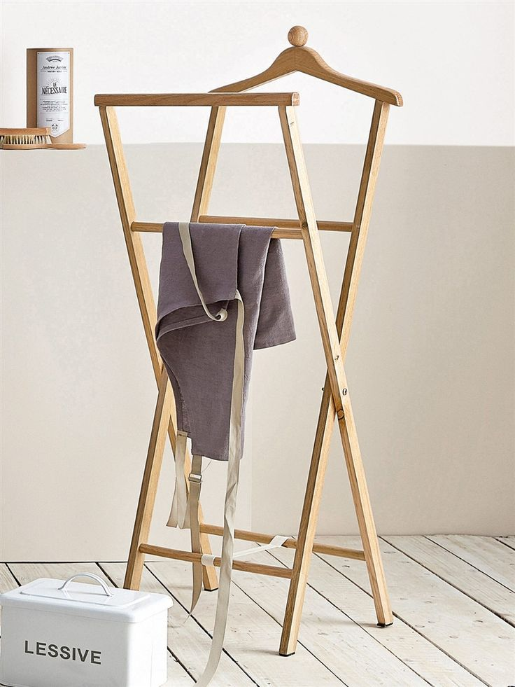 best 25 valet stand ideas on pinterest clothes valets. Black Bedroom Furniture Sets. Home Design Ideas