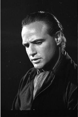Marlon Brando en 1959 - photo 01 - Photo de photographes Sam et Larry Shaw - starsicones