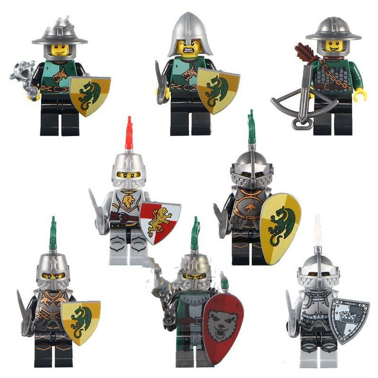 Medieval Knights Kingdom gladiatus Lego minifigure Compatible Toys     Note :1.Without original gift box, we will use PE Bag to pack it well and prote