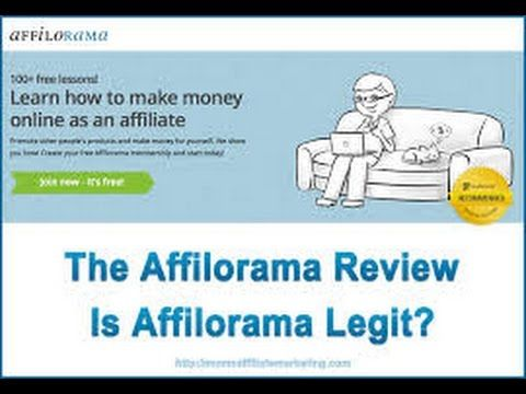 Affilorama – Affiliate Marketing Training Review/Best Affiliate Marketin...